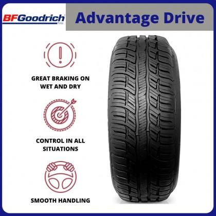 165/55R14 BFGoodrich Advantage (by Michelin) made in Thai *Year 2020/2021