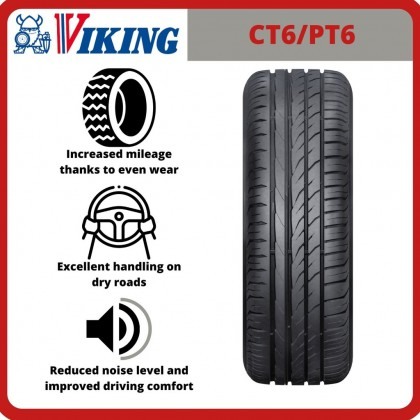 165/60R14 Viking CT6/PT6 *Clearance Year 2019