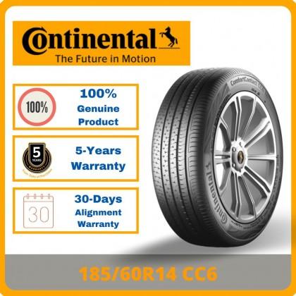 185/60R14 Continental CC6 *Clearance Year 2018